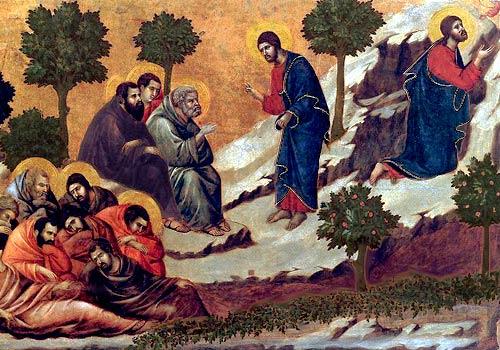 L'agonia di Gesù nel Getsèmani  (1 Mistero del dolore)